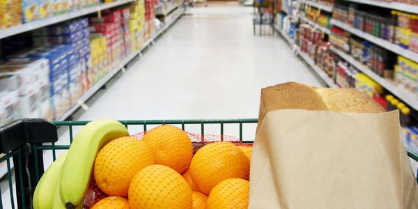 Napříč supermarkety