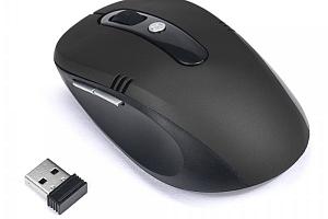 Bezdrátová myš - více variant...