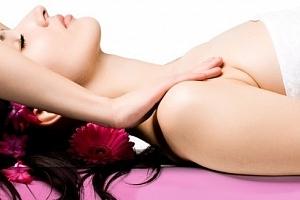 Uvolnění při libovolné masáži...