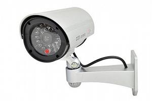 Imitace bezpečnostní kamery...