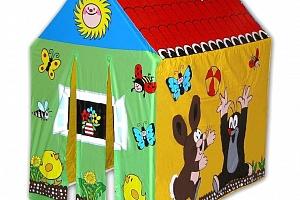 Wiky -  dětský domeček s krtečkem...