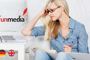 Multimediální online kurz cizích jazyků...