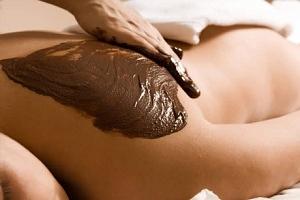 Čokoládová masáž a šálek italské čokolády...