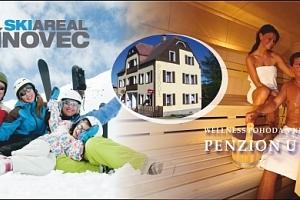 Až 6 dní lyžování a wellness přímo na Klínovci...