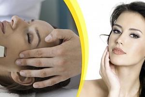 Ultrazvukové ošetření zralé i suché pleti proti vráskám + bonus masáž...