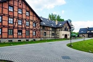 Relax na Knížecím statku u zámku Kliczków s polopenzí a wellness...