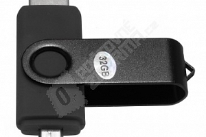 Micro USB flash disk 32 GB...