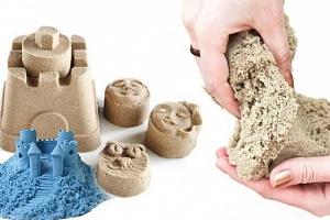 Tekutý písek pro děti...