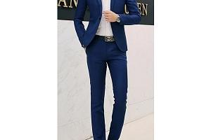 Pánský oblek - mix barev...