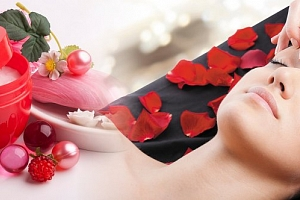 Ájurvédská kosmetická pleťová terapie + masáž...