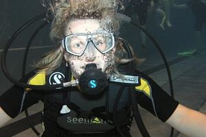 Luxusní kurz potápění...