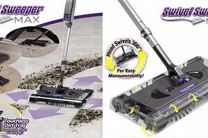 Bezdrátový elektrický mop Swivel Sweeper Max...