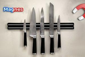Lišta na nože...