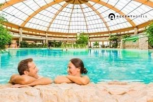 Až 6 wellness dní v maďarském městě Szentgotthárd...