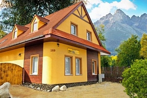 3–5denní pobyt pro 2 osoby se snídaněmi ve Vysokých Tatrách...