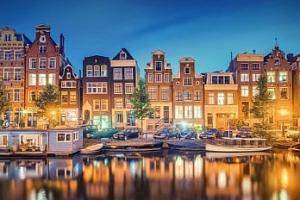 4denní poznávací zájezd do Holandska...