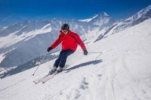 Rakouské Alpy na zimu s polopenzí a saunou...