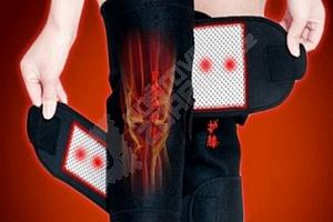 Zahřívací pás na koleno...