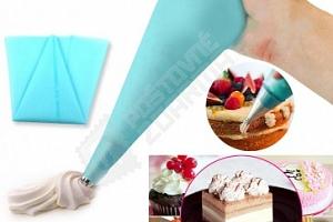 Silikonová zdobička na dorty...