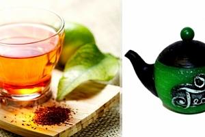 Svíčka - ve tvaru konvičky na čaj...