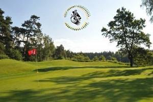 Golfová hra  v Golf Resortu Františkovy Lázně...