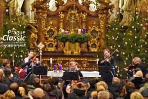 Adventní koncerty v kostele u Karlova mostu...