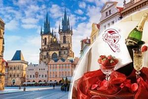 Praha na 2 či 3 dny pro 2 osoby se snídaněmi...