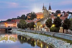 Až 5 romantických dní pro dva v Třebíči...