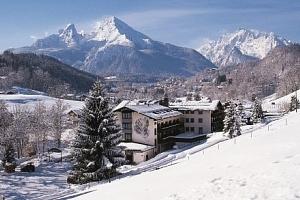 Až 8 lyžařských dní pro dva uprostřed bavorských Alp...