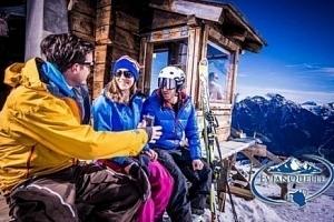 Rakouské Alpy s polopenzí, wellness a slevovou kartou