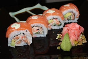 Sushi kurz pro začátečníky...