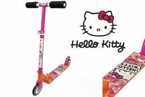 Hello Kitty dětská koloběžka...