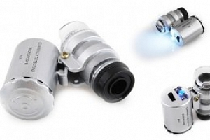 Kapesní mikroskop...