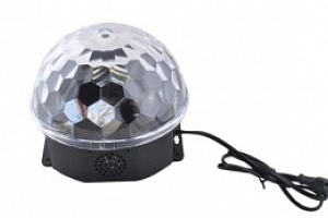 Disco LED koule...