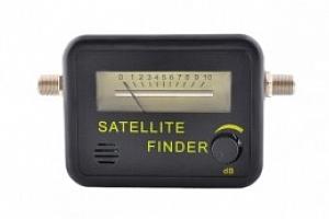 Tester signálu satelitní televize SATFINDER...
