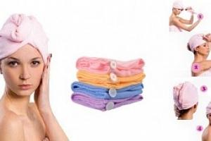 Ručník na vlasy - Hair Wrap...