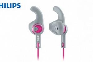 Sportovní sluchátka Philips...