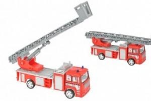Požární vozidlo...