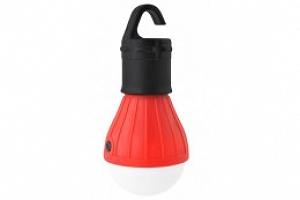 Outdoorová LED žárovka na kempování...