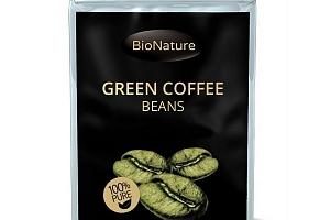 Zelená káva zrnková 500 g...