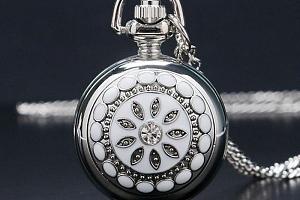 Kapesní hodinky - dámské...