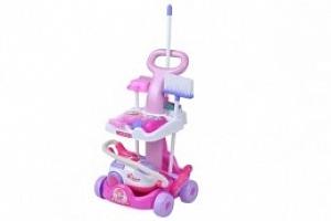 Dětský uklízecí vozík...