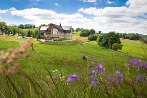 Až 8 dní pro dva v Panorama Berghotelu u Krušných hor...