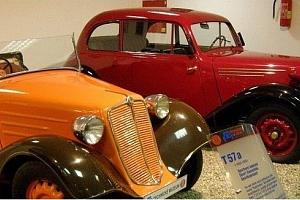 Vstupenka pro 2 osoby do Technického muzea Tatra...