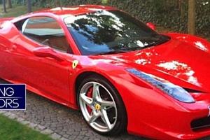Jízda na okruhu ve Ferrari, Lamborghnini, Porsche...