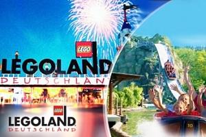 1denní výlet do Legolandu...