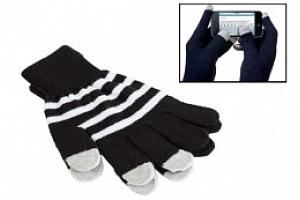 Rukavice na ovládání dotykových displejů...
