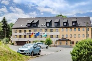 Krušné hory v Erzgebirgshotelu s all inclusive + dítě ZDARMA...