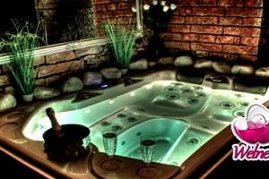 Privátní wellness relaxace...