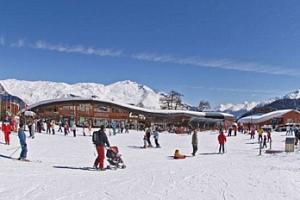 10denní lyžařský pobyt ve Franci...